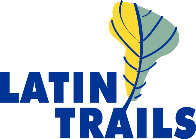 latin trails logo